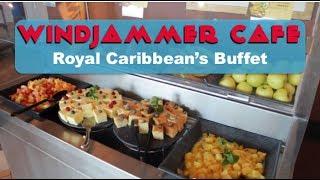 Royal Caribbean's Windjammer Cafe Buffet