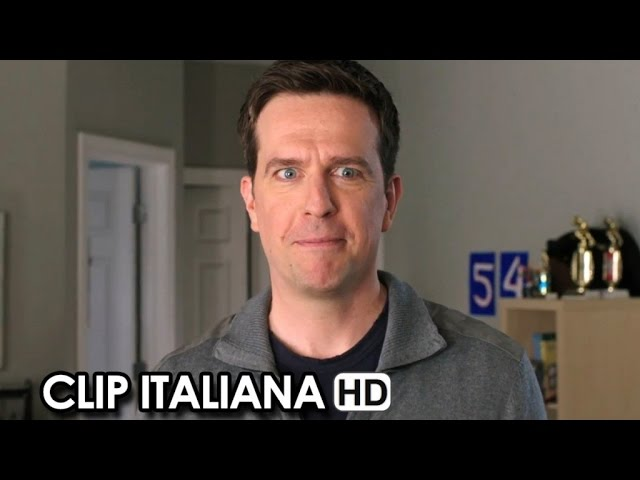 Come ti rovino le vacanze Clip Italiana 'In macchina verso Walley World' (2015) HD