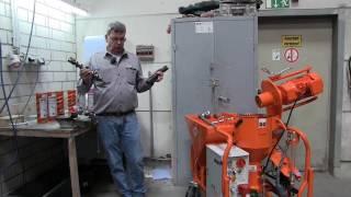 Welche Rotoren und Statoren für PFT Maschinen gibt es?