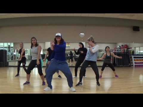 Cardio Hip Hop(Zumba Lovers) Shape of You (Galantis Remix)ED Sheeran