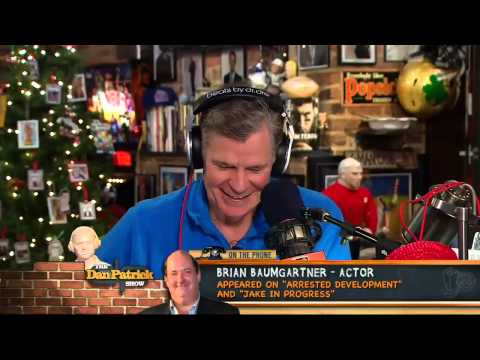 Brian Baumgartner on The Dan Patrick Show 12/19/12