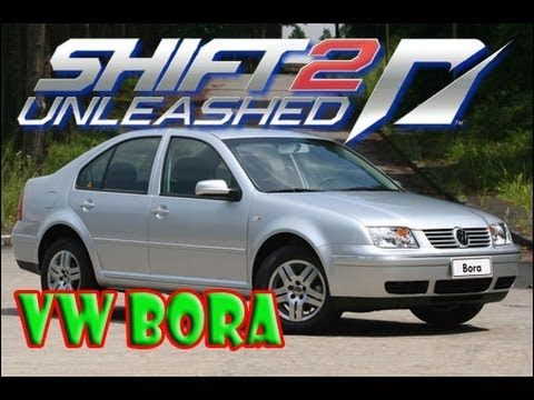 shift 2  vw bora