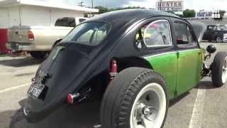 Front Engine VW Beetle Hot Rod / Rat Rod