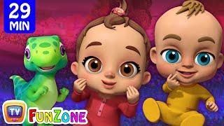 Chubby Cheeks & Many More Popular 3D Nursery Rhymes & Baby Songs by ChuChu TV Funzone