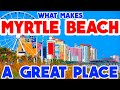 MYRTLE BEACH, SOUTH CAROLINA - The TOP 10 Places you NEED to see During SUMMER 2021!!