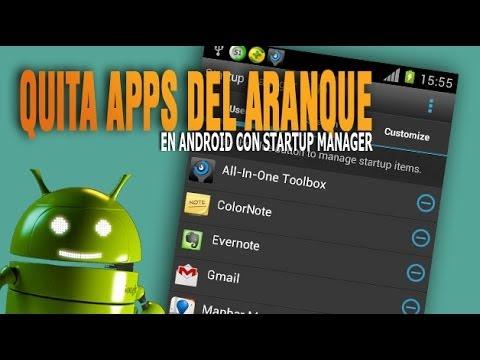 Cómo eliminar aplicaciones del inicio de Android - Configurarequipos Android