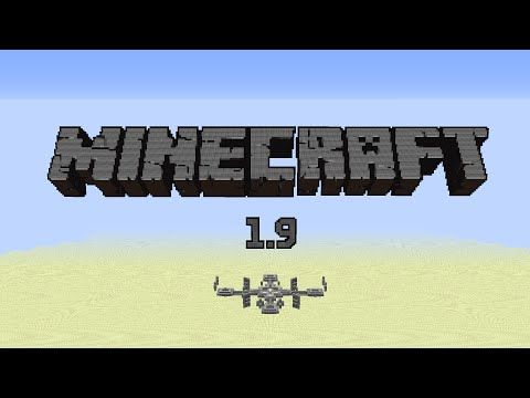 Minecraft Review 1.9 [TODO]