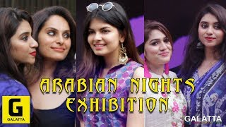 Arabian Nights Exhibition For The Foodies & Fashionistas | Buva House