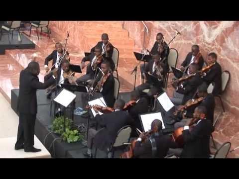 L'Orchestre Symphonique Kimbanguiste( OSK) à Los Angeles  USA