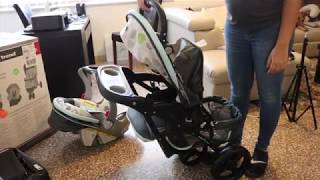"""""""BABY TREND""""/TRAVEL SYSTEM UNBOXING!!!"""
