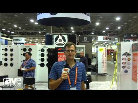 CEDIA 2015: The DaVinci Group Previews Its New Architectural Speakers
