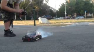 BMW E30 Hell + smoke