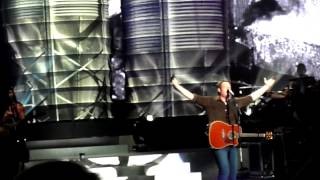 "Blake Shelton Video - Blake Shelton ""All About Tonight"" 10 Times Crazier Tour. Austin, TX. 06.20.14"