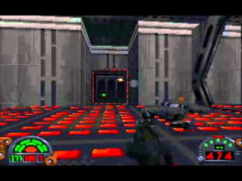 Dark Forces Playthrough: Mission 6 Detention Center
