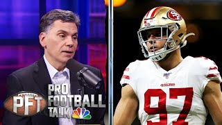 PFT Overtime: Concern with Patriots, OBJ drama | Pro Football Talk | NBC Sports