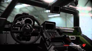 Forza Motorsport 4 - Jeremy Clarkson Introduces the Warthog (Xbox 360)