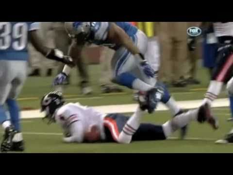 Ndamukong Suh 2010 Rookie of the Year Highlights