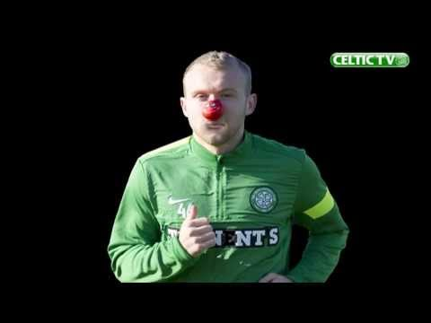 Celtic FC - Players' Player of the Year 2013 part 1