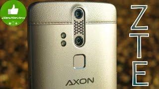 ✔ ZTE Axon Elite - Обзор конкурента MEIZU PRO 5  и OnePlus Two. Gearbest.com