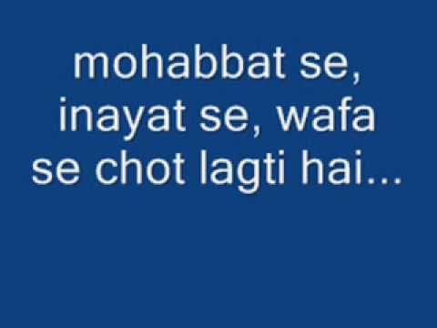 Ghazal by Sahil Sabharwal- Private Composition (mohabbat se...