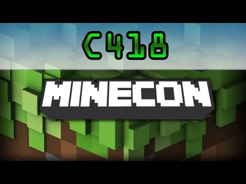 C418 Interview At Minecon 2012 - Music & Sound for Minecraft, 0x10C & MORE!