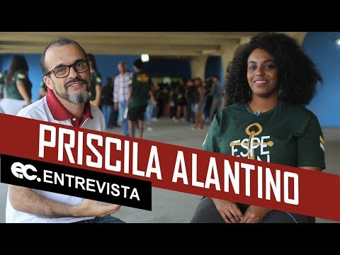 Entrevista PMDM 2018 - Priscila Alantino - Diaconisa