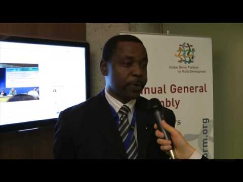 Interview__ Dyborn Chibonga from the Platform AGA on support for smallholder farmers