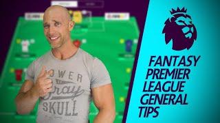Fantasy Premier League: 10 TIPS For A Successful Season