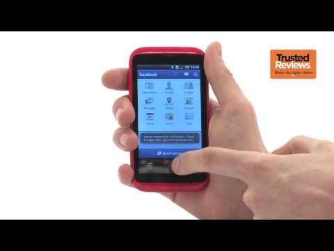 INQ Cloud Touch mobile phone review