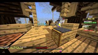 Minecraft hypixel#survival games με leeproplayer