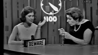 PASSWORD 1965-03-25 Martha Raye & Barry Nelson