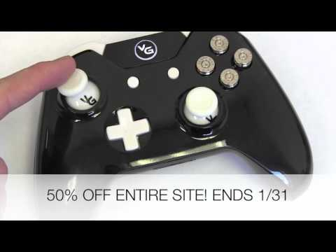 Xbox One Controller Custom Vanoss Vanoss Gaming Xbox One