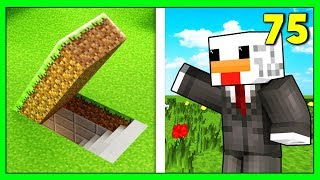 Minecraft Vanilla - PASSAGGIO SEGRETO #75
