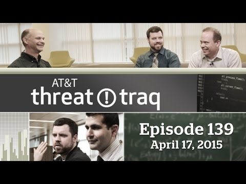 Simda and Beebone Botnets Takedown - AT&T ThreatTraq #139 (Full Show)