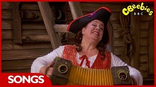 CBeebies | Swashbuckle | Concertina Chaos Song
