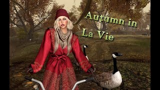Autumn in La Vie -  A virtual world