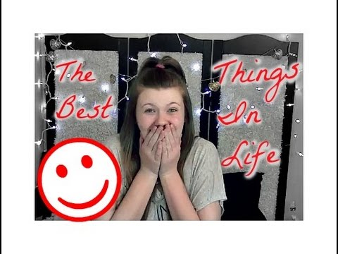 THE BEST THINGS IN LIFE    | Brooke Richards