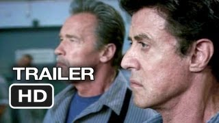 Escape Plan Full HD TRAILER 1 (2013) - Sylvester Stallone, 50 Cent Movie HD