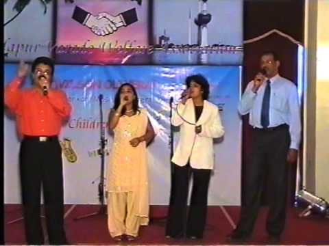 Konkani Song Mangalore Gar Sung By Wilson Olivera,zeena Periera.,julian Mark D'mello & Jaisan. video