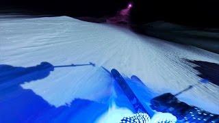 GoPro: Afterglow - Night Skiing