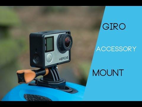 Die beste GoPro Halterung? - Giro Accessory Mount