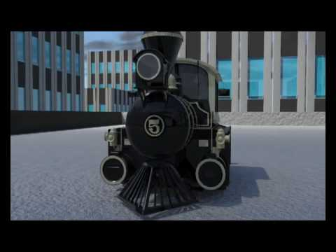 Purdue Boilermaker Train Transformer V3