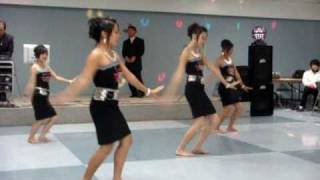 Nkauj Hmoob Lansing - Thai/Laos Dance