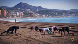 10 FITNESS & BOOTCAMP IDEAS for your OUTDOOR WORKOUT - BEACH WORKOUT MALAGA