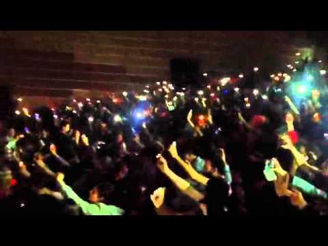 DÜ'de Ahmet Kaya Şarkıları Konseri