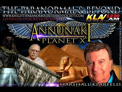 GODS: THE HISTORY OF THE ANUNNAKI & PLANET X ~ Guest Marshall Klarfeld The Paranormal & Beyond™