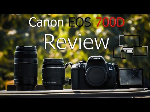 Canon EOS 700D DSLR Camera Full N Final Review [Hindi-हिन्दी]