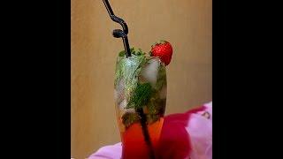 Strawberry Mojito Recipe in Tamil