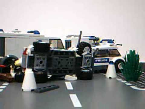 The Lego Bank Robbery Music Videos