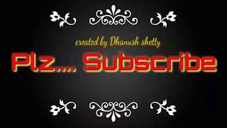 Lyrics video Amma Nan E Januma song